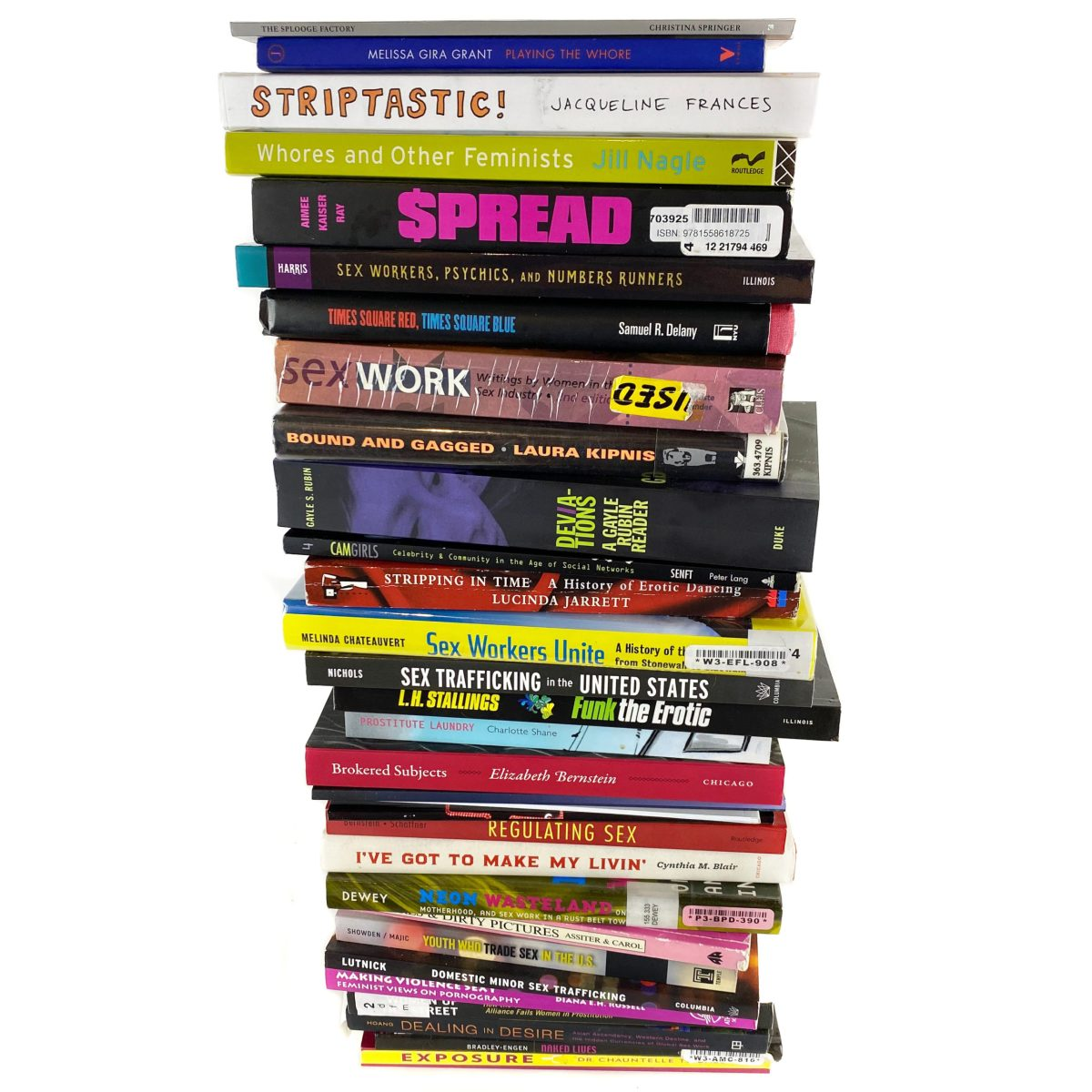 Sex Work Books