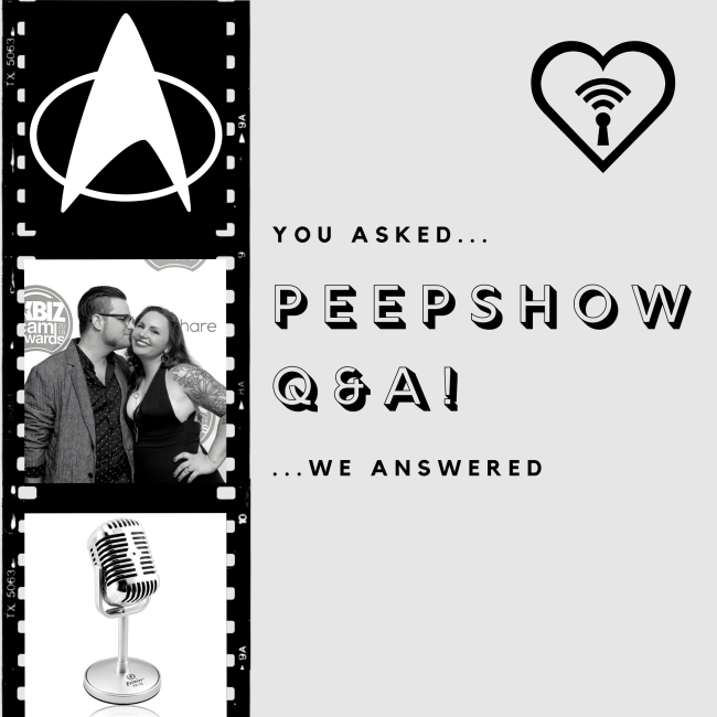 Peepshow Q and A