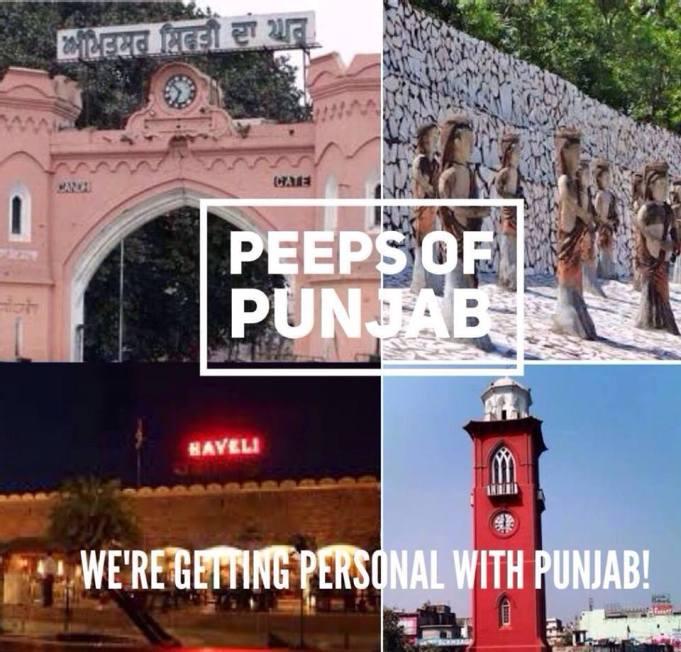 Peeps of Punjab