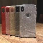 Sparkly Transparent iPhone Case
