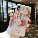 Pretty iPhone Flower Case