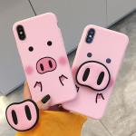 Peeps™ Cute Piggy Nose Phone Case
