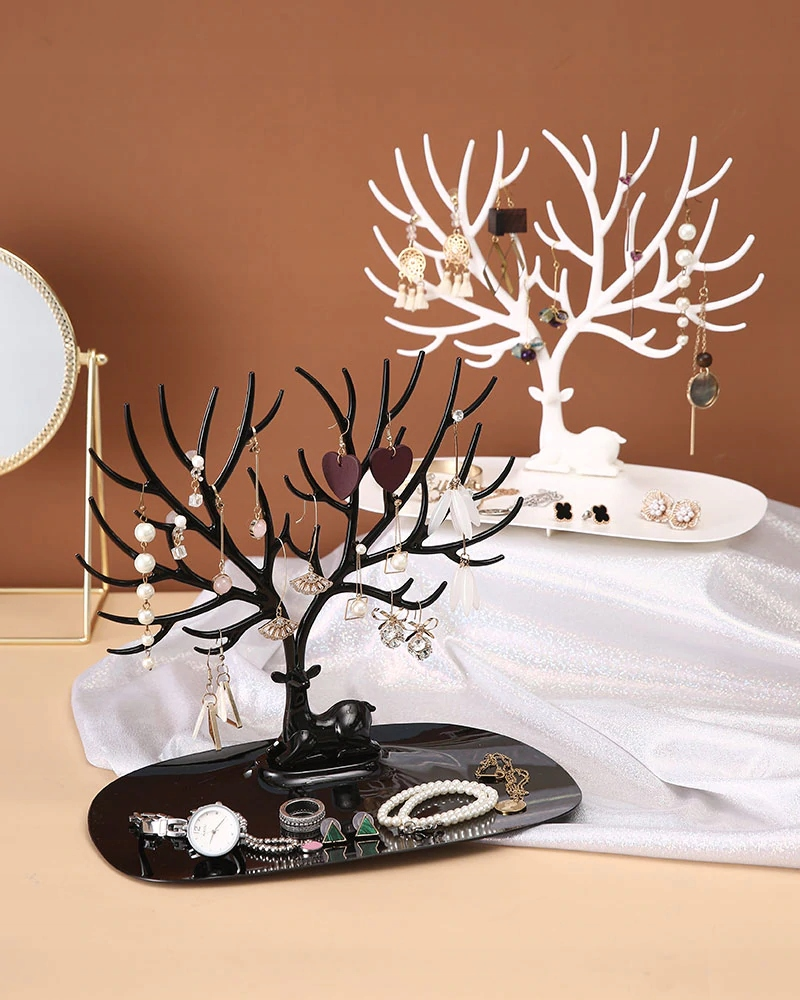 Deer Tree shaped Jewellery Display Holder