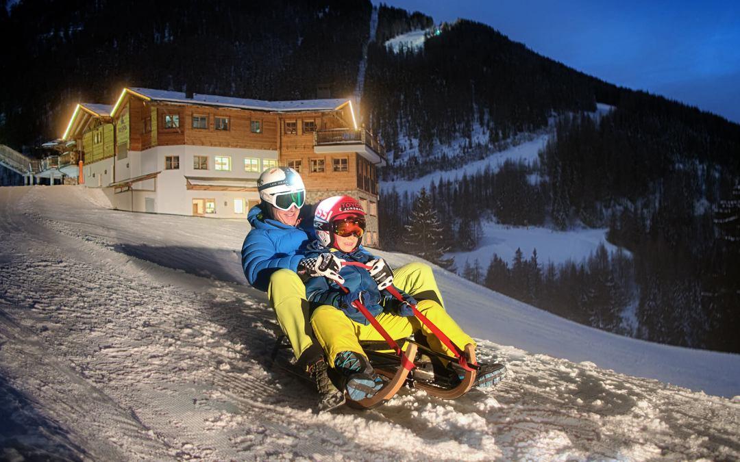 10 Möglichkeiten, den Südtiroler Winter bei Nacht zuerleben