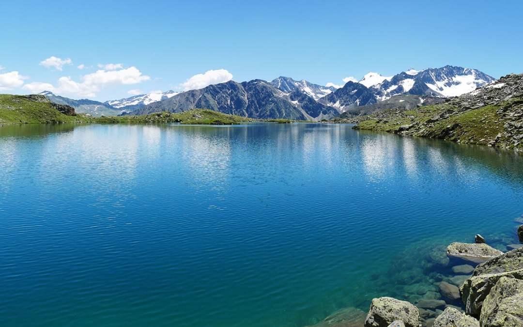 6 laghi alpini tra Tirolo Settentrionale eOrientale