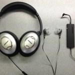 Bose QuietComfort 20i購入・速攻レポ ― 圧倒的な消音性能に驚き