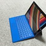 Surface 3 米国版購入してみた結果…とても気に入った