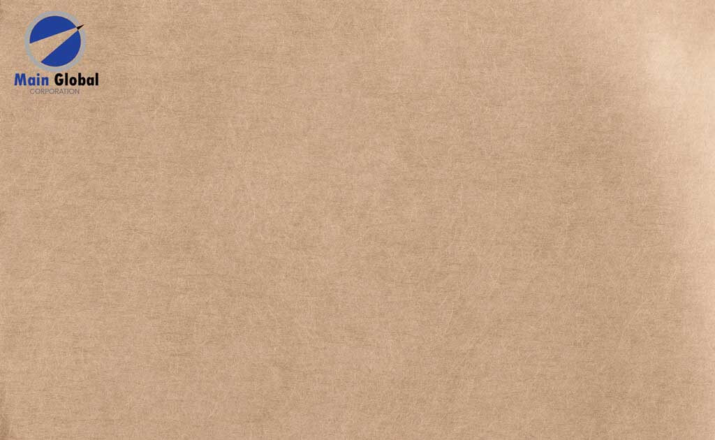 Metal-Brown zero ghosting writable wall covering