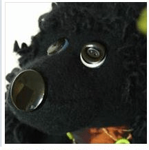 Bertie the second was commission all the way from Australia, given a few photos of the lovely Bertie I was tasked with making a Peerie Critter in his likeness © Peerie Critters 2013 Oh my he is divine!!! Thank you so, so much. I love his eyes. I'll have to guard him in case Bertie wants to eat those gorgeous fluffy ears! ~ Nicola