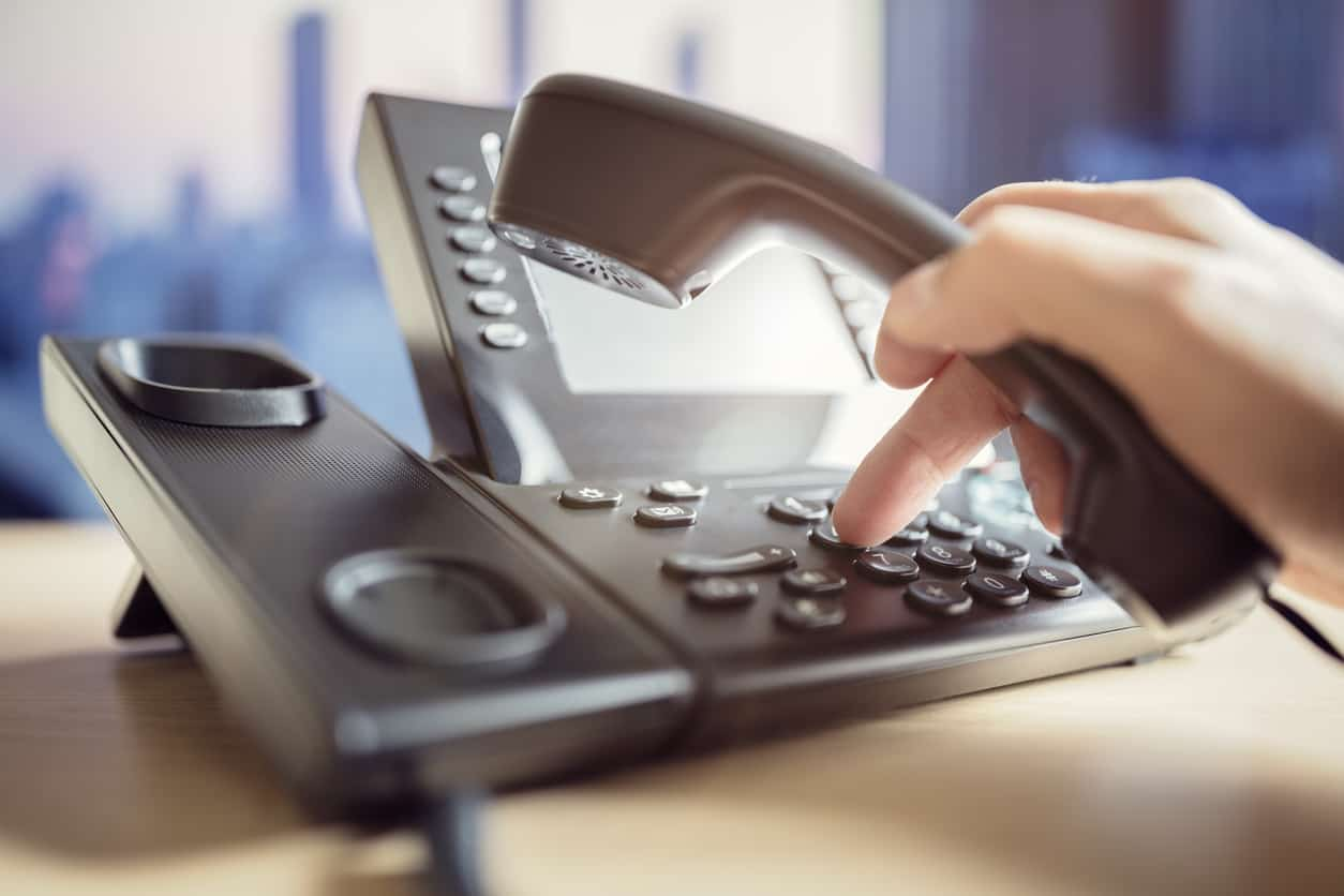 Telephone as a source of business