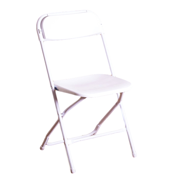 renting folding chairs highback office chair white rental peerless events and tents