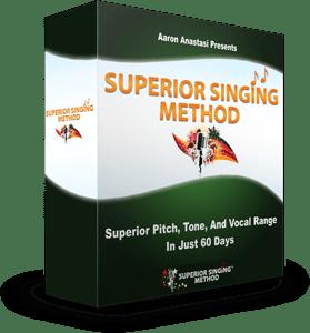 The Superior Singing Method Singing Lessons