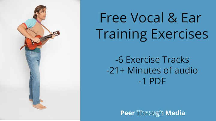 Free Vocal & Ear Training Exercises