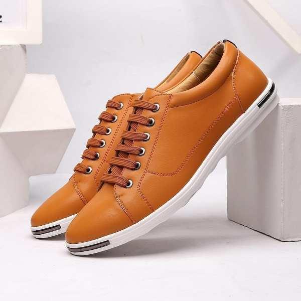 Classic casual men's shoes