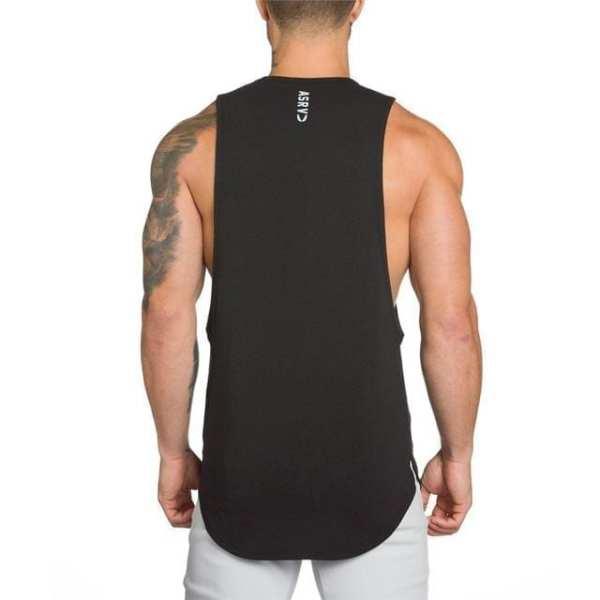 Men's sportswear tank T-shirt