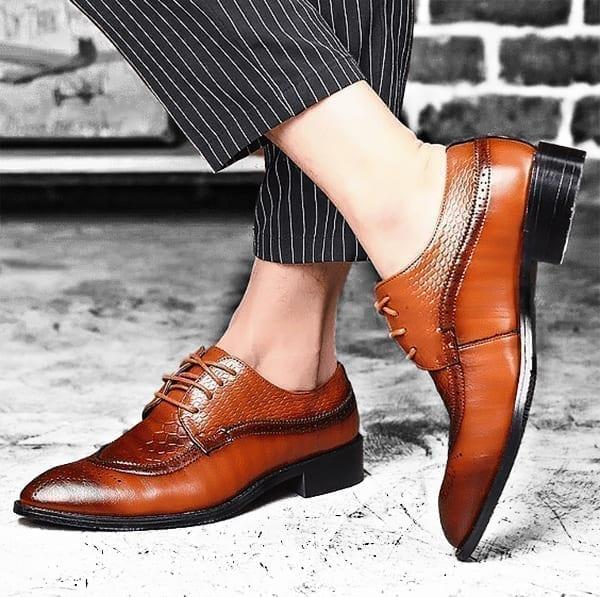 Zapatos casual casual casuales clásicos para hombre