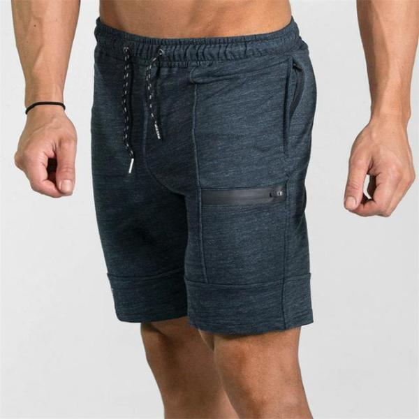 Short style sportwear gym pour homme