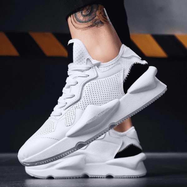 Sneakers chaussures de sport respirantes pour hommes