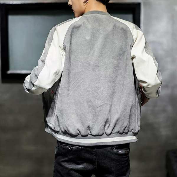 Vintage casual men's jacket
