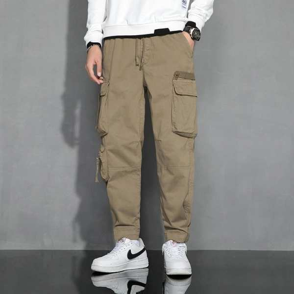 Pantalon Cargo style militaire pour hommes