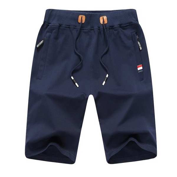 Men's shorts solid summer clothing
