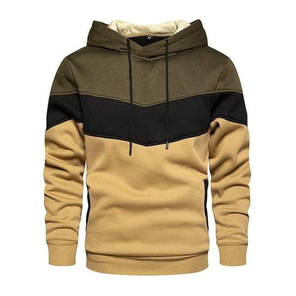 Hoodie original design in V for men