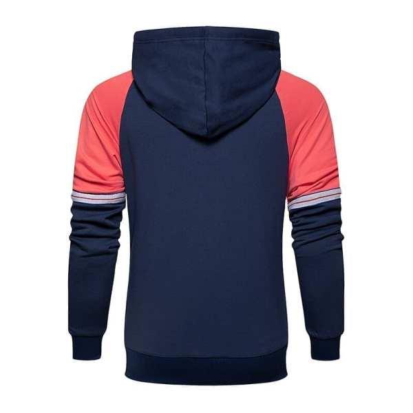 Sudadera con capucha de ropa de calle para hombre