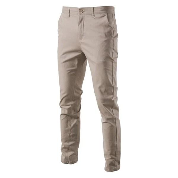 Pantalon décontracté coton pour hommes