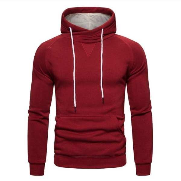 Original tight hoodie hoodie sweatshirt for men