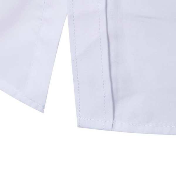 Men's single-necked shirt