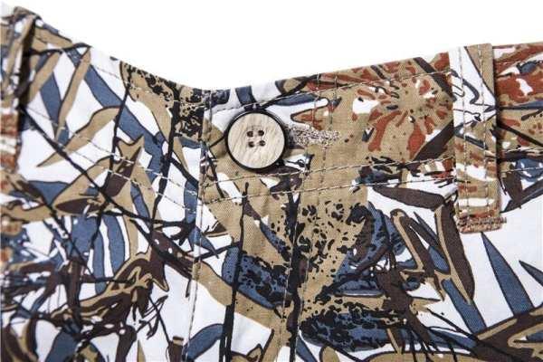 Original Bermuda shorts printed for men