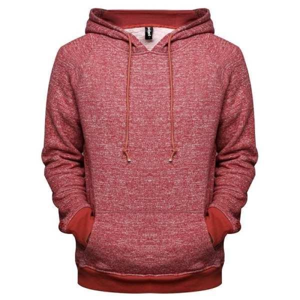 Men's velvet hoodie hoodie