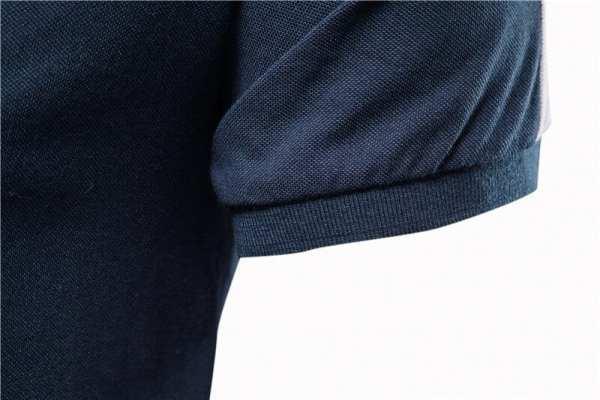 Polo bordado clásico para hombre