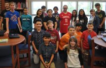 Conroe High School Students - Year of Clean Water