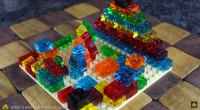 Edible LEGO Gummy Candy!! - Pee-wee's blog