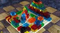 Edible LEGO Gummy Candy!! - Pee-wee's blog