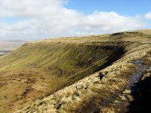 The lovely little ridge walk