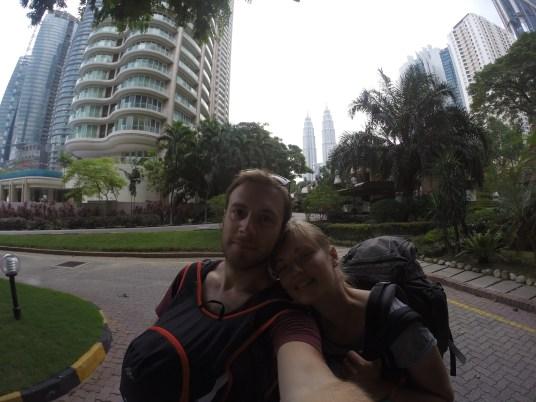Kuala Lumpur baby!