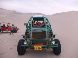 Hucachina : buggy wonderland