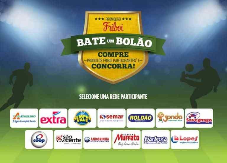 Promoção Friboi 2018 Bate um Bolão - Sorteio de carros 0km