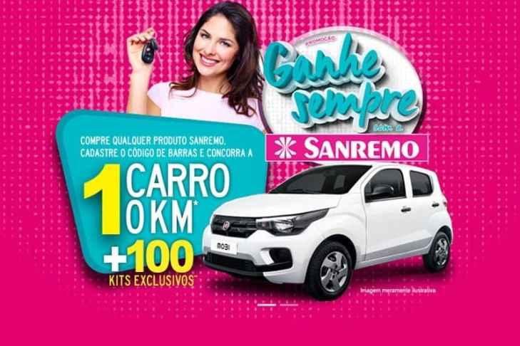 Promoção Sanremo 2018