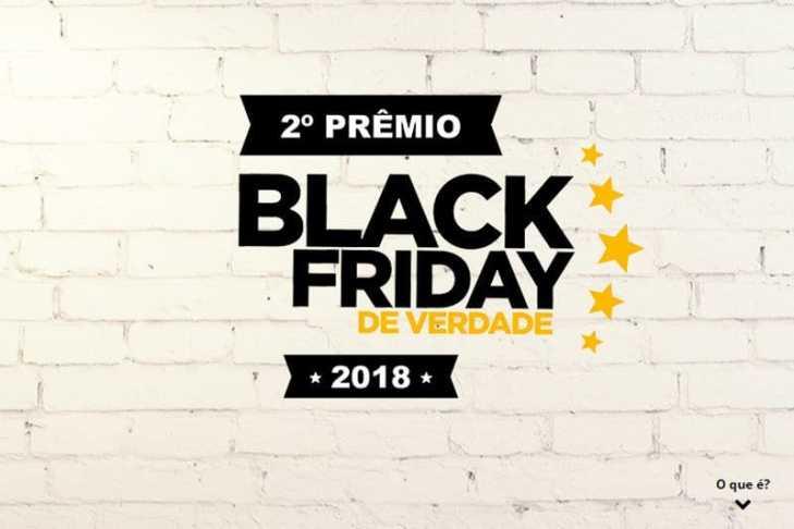 Promoção Black Friday de Verdade 2018