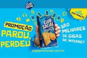 Promoção Club Social Parou Perdeu