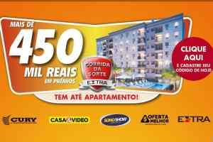 Promoção Jornal Extra Apartamento