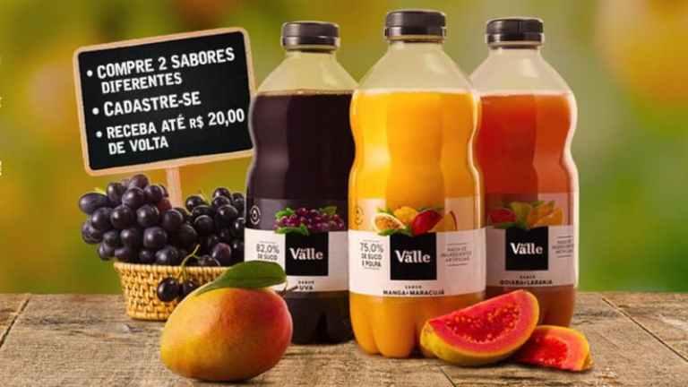 Promoção Del Valle Experimente Grátis