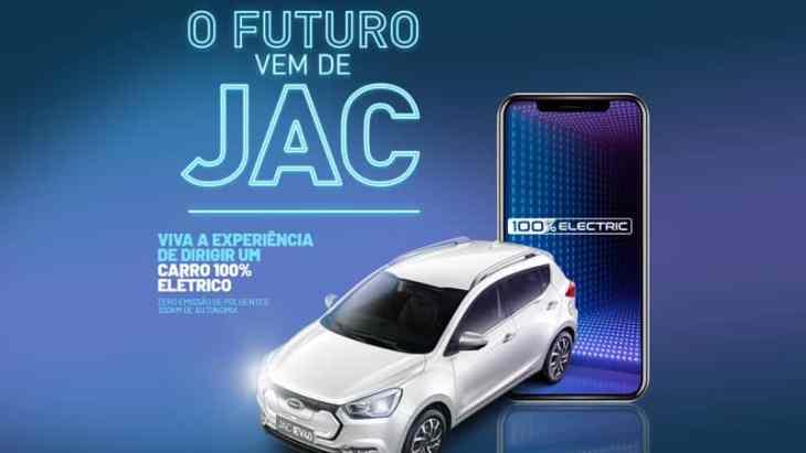 12 Iphone XR na promoção JAC Motors 2020