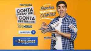 Promoção Conta Lá Conta Nestlé 2020