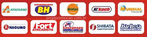 Lojas participantes Promoção Sazón Amor e Prêmios