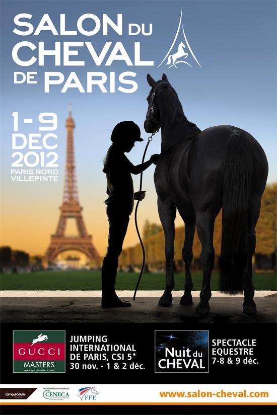 Concours 14 places pour le Salon du Cheval 2012  gagner   PegaseBuzz  Le Cheval Contemporain