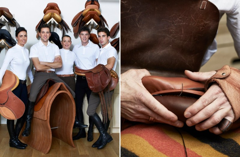 Giampaolo Vimercati for Hermès Sellier Paris 2013